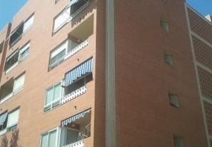 Reparación de fachada en C/ Pedro Lázaro