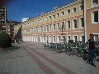 Utrillas plaza